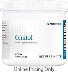 METAGENICS CENITOL 222g
