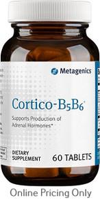 METAGENICS CORTICO B5B6 60tabs