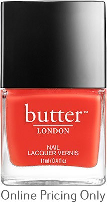 BUTTER LONDON NAIL LAC JAFFA 11ml