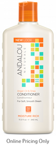 ANDALOU NATURALS SWEET ORANGE CONDITIONER 340ml