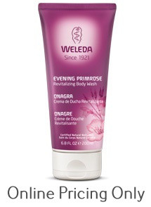 WELEDA EVENING PRIMROSE BODY WASH 200ml