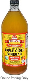 BRAGG APPLE CIDER VINEGAR 946ml