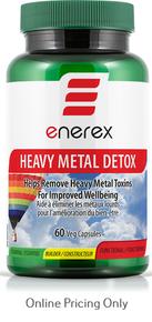 ENEREX HEAVY METAL DETOX 60vcaps