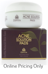 DEVITA ACNE SOLUTION PADS