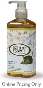 SOUTH OF FRANCE GREEN TEA HAND WASH 236ml