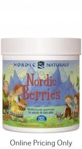 NORDIC NATURALS NORDIC BERRIES 120s