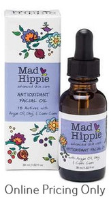 MAD HIPPIE ANTIOXIDANT FACIAL OIL 30ml