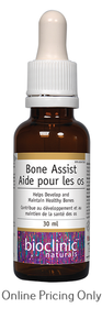BIOCLINIC NATURALS BONE ASSIST 30ml