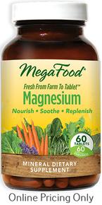 MEGAFOOD MAGNESIUM 60tabs