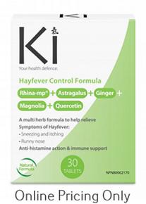 MARTIN & PLEASANCE KI HAYFEVER CONTROL 30tabs