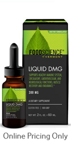 FOODSCIENCE AANGAMIK DMG LIQUID 300mg 60ml
