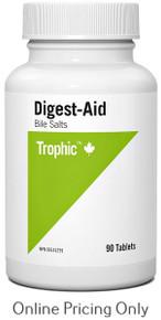 TROPHIC DIGEST-AID (BILE SALTS) 90tabs