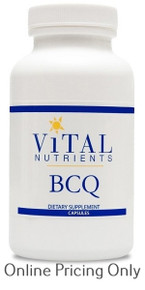 VITAL NUTRIENTS BCQ 120caps