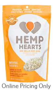 MANITOBA HARVEST HEMP HEART 454g