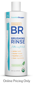ESSENTIAL OXYGEN BRUSHING RINSE 473ml