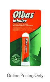 OLBAS INHALER 695mg 0.7ml