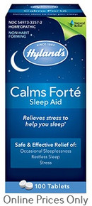 HYLANDS CALMS FORTE 100tabs