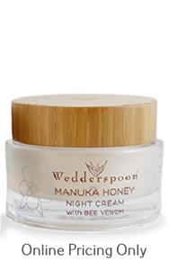 Wedderspoon Manuka Honey Night Cream with Bee Venom 50ml