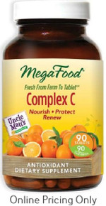 MEGAFOODS COMPLEX C 90tabs