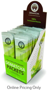 DO MATCHA SINGLE PACKS 24 x 36g