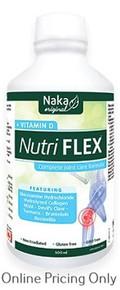 NAKA NUTRI FLEX + VITAMIN D 500ml