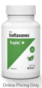 TROPHIC SOY ISOFLAVONES 60caps