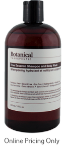 BOTANICAL THERAPEUTIC SHAMPOO 500ml