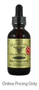 HEDD WYN ESSENTIALS OIL OF OREGANO WILD 50ml
