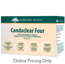 GENESTRA BRANDS CANDACLEAR FOUR 6 BLISTERS