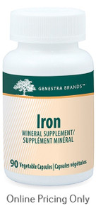 GENESTRA BRANDS IRON 90vcaps