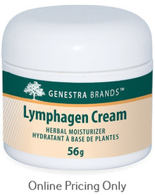 GENESTRA BRANDS LYMPHAGEN CREAM 56g