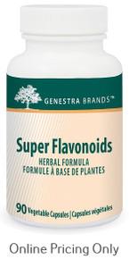 GENESTRA BRANDS SUPER FLAVONOIDS 90vcaps