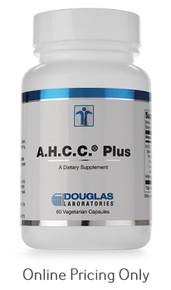 DOUGLAS LABORATORIES AHCC PLUS 60vcaps
