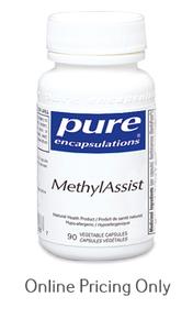 PURE ENCAPSULATIONS METHYLASSIST 90vcaps