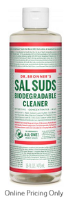 DR BRONNERS SAL SUDS CLEANER 437ml