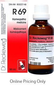 DR RECKEWEG #69 50ml