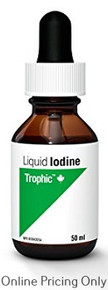TROPHIC LIQUID IODINE 50ml