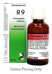 DR RECKEWEG #09 50ml