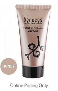 BENECOS NATURAL CREAMY MAKE UP HONEY 30ml