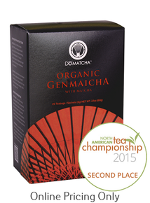 DO MATCHA GENMAICHA 60g 20tbags