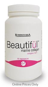 SCHINOUSSA BEAUTIFUL MARINE COLLAGEN 60vcaps