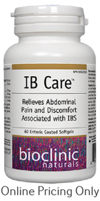 BIOCLINIC NATURALS IB CARE 60sg