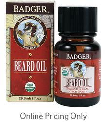 Badger Beard Oil 29.6ml