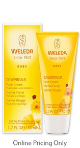 Weleda Baby Calendula Face Cream 50ml