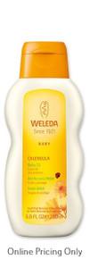 Weleda Calendula Baby Oil 200ml