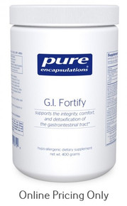 PURE ENCAPSULATIONS G I FORTIFY 400g