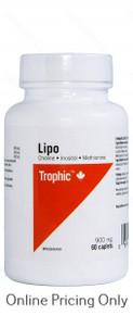 TROPHIC LIPO 900mg 60tabs
