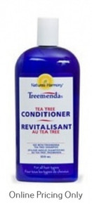 NATURE'S HARMONY TEA TREE CONDITIONER 500ml