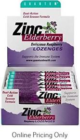 Quantum Zinc Elderberry Box x 12