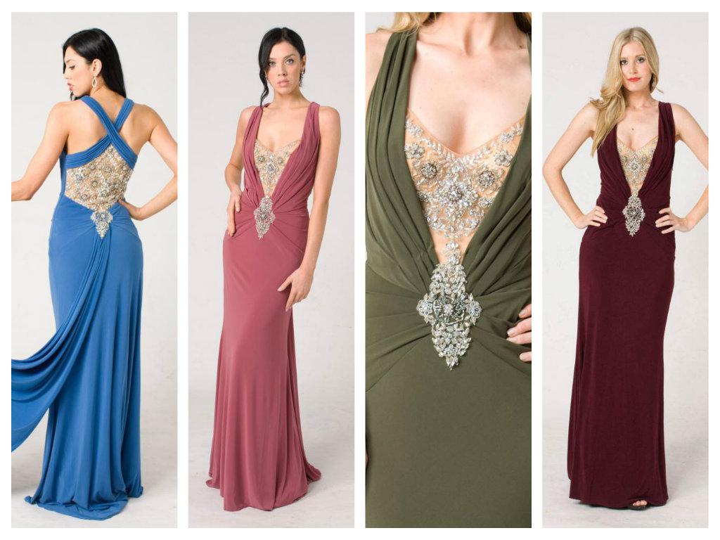 0.243kg Athena Alexander Embroidered Smock Dress [Cotton] # Ginger Women  Clothing - Dresses